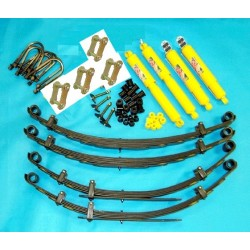 Kit suspension O.M.E. +50/70 mm MEDIUM BJ/HZJ 75