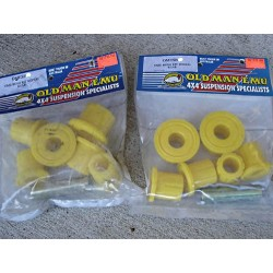Kit bagues de lames polyurethane O.M.E. L200 K74