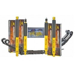 Kit suspension O.M.E. NAVARA D22 +30 mm HEAVY DUTY