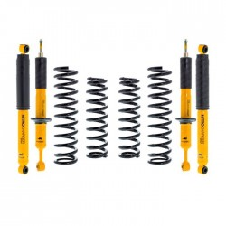 Kit suspension O.M.E. +40mm MEDIUM NAVARA D40 2006 et +