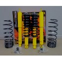 Kit suspension pré-monté +40mm O.M.E. SPORT Medium KZJ/KDJ 90-95
