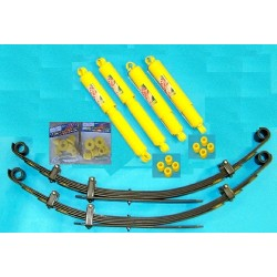 Kit suspension O.M.E. +45mm MEDIUM PAJERO L0 3ptes