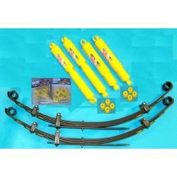 Kit suspension O.M.E. +45mm MEDIUM PAJERO L0 3ptes