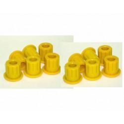 Kit bagues de lames polyurethane BJ 40-43