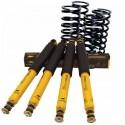Kit suspension O.M.E. SPORT +50mm HD DEFENDER 90