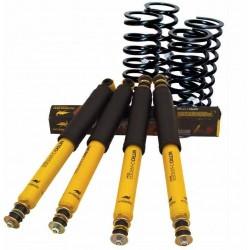Kit suspension O.M.E. SPORT+50mm MEDIUM LJ70/73 ph2 et KZJ70/73