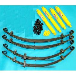 Kit suspension O.M.E. +50mm MEDIUM BJ 40