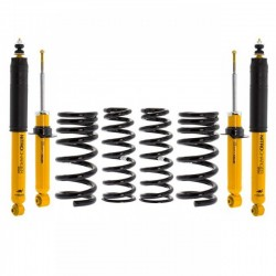 Kit suspension O.M.E. SPORT réhausse +40mm MEDIUM PAJERO 3.2Did court