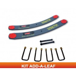 Kit lame additionnelle D-MAX 2012 et +