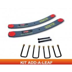 Kit lame additionnelle D-MAX 2012 et +