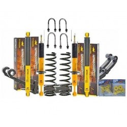 Kit suspension renforcé rehausse ISUZU D-MAX