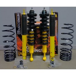 Kit suspension rehausse LAND CRUISER KDJ 120-125