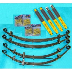 Kit suspension O.M.E. +50/70 mm HEAVY DUTY BJ/HZJ 75