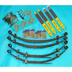 Kit suspension PLUS O.M.E. +50/70 mm MEDIUM BJ/HZJ 70-71-73-74
