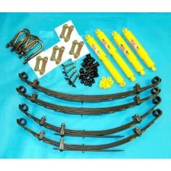 Kit suspension SPORT PLUS O.M.E. +50mm MEDIUM BJ 46