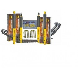 Kit suspension O.M.E. SPORT +50mm HEAVY DUTY D-MAX