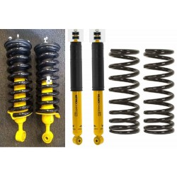 Kit suspension pré-monté O.M.E. SPORT +40mm PAJERO 3 DID V68-V78