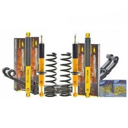 kit suspension rehausse renforcé MITSUBISHI L200 2015