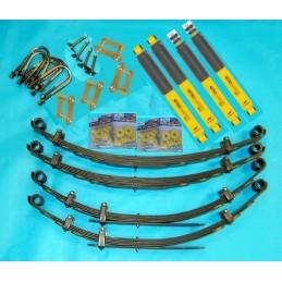 Kit suspension PLUS O.M.E. +50/70 mm MEDIUM HJ60
