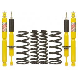 Kit suspension +40mm RAV4 II 5ptes 2,0 D4D