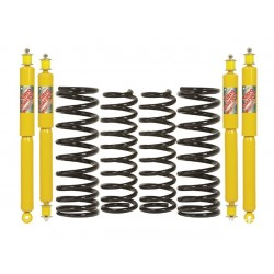 Kit suspension O.M.E. +70mm HEAVY DUTY HDJ 80