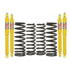Kit suspension O.M.E. +70mm HEAVY DUTY HDJ 80