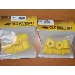 Kit bagues de lames polyurethane O.M.E. essieu AV BJ/HZJ75