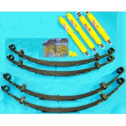 Kit suspension O.M.E. +50mm HEAVY DUTY PATROL 160 et EBRO 260