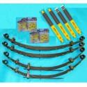 Kit suspension O.M.E. SPORT MEDIUM +50 mm HJ61