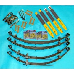Kit suspension PLUS O.M.E. +50/70 mm MEDIUM HJ60