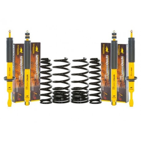 Kit suspension O.M.E. SPORT +40mm HEAVY DUTY KZJ/KDJ 90-95