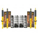Kit suspension O.M.E. SPORT +50mm KDJ 120/125 MEDIUM