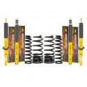 Kit suspension O.M.E. SPORT +50mm HEAVY DUTY KDJ 120