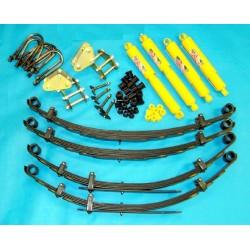 Kit suspension PLUS O.M.E. +50mm MEDIUM PATROL 160 et EBRO 260