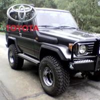 Vente de kits de suspensions complet  pour 4x4 Toyota  BJ/HZJ 70-71-73-74