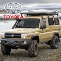 Kits de suspension complets et pieces détachées pour Toyota  HZJ 78/79