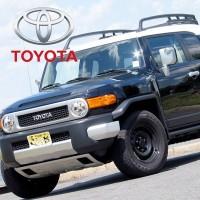 Kits de suspension pour 4x4 Toyota FJ CRUISER