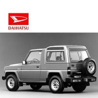 kits de suspensions et pieces détachées pour Daihatsu Rocky
