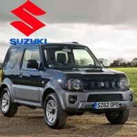 Suspensions et pieces détachées Suzuki Jimny