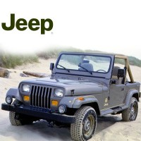 Suspensions et amortisseurs pour Jeep Wrangler  YJ  de 1986 à 1996