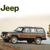 Amortisseurs et suspension complete pour Jeep Cherokee 1984